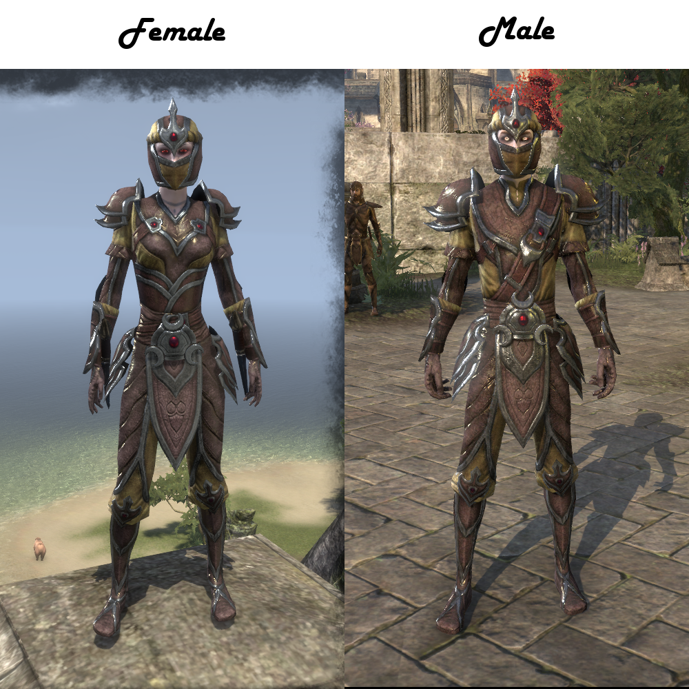 Fashion Of Tamriel Elder Scrolls Online
