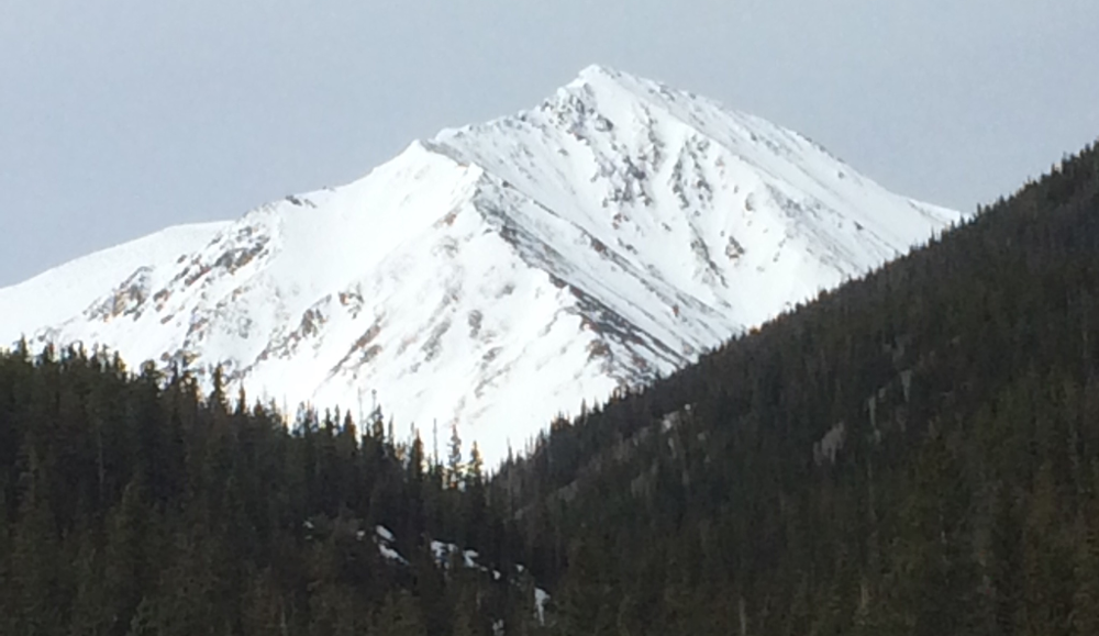 Taken a short distance west of Silver Plume, CO